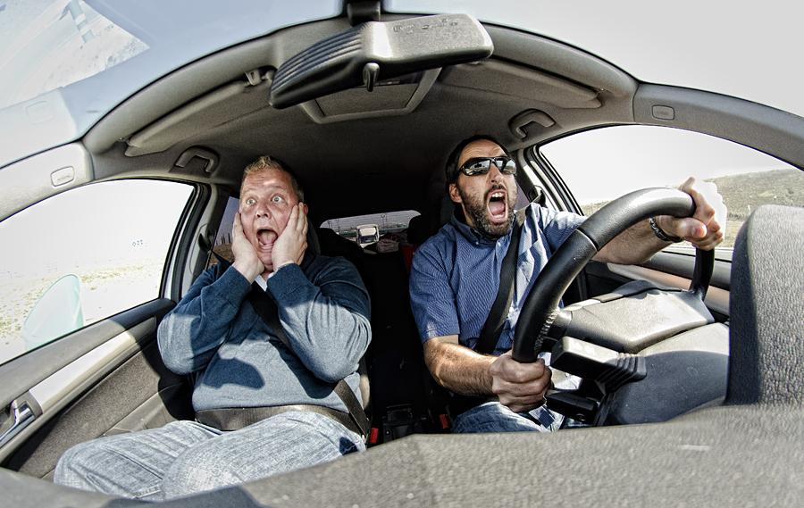 Безопасно учиться вождению