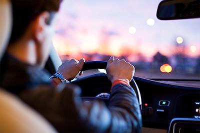 Обучение вождения по городу на автомобиле