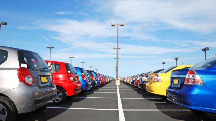 как парковать автомобиль
